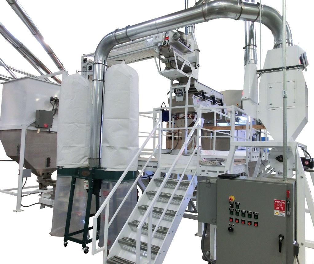 Laser Sort System ed